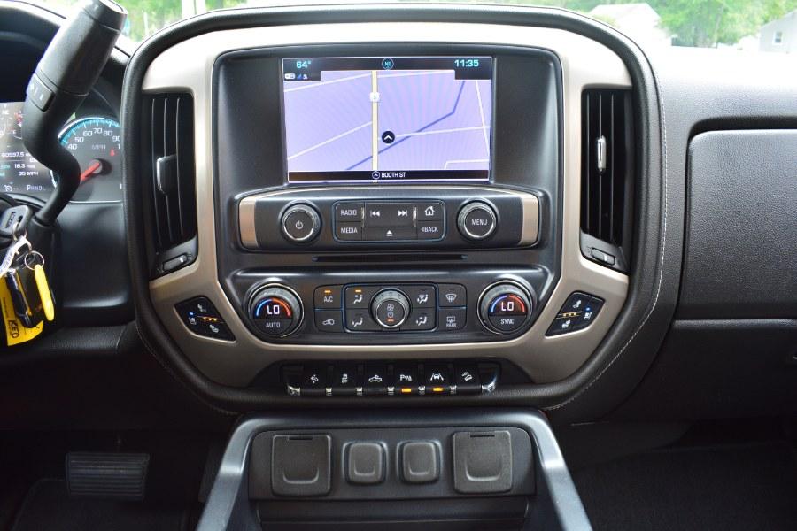 "Used GMC Sierra 1500 4WD Crew Cab 143.5"" Denali 2017   Longmeadow Motor Cars. ENFIELD, Connecticut"