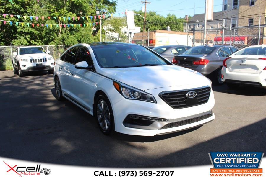Used Hyundai Sonata Limited 4dr Sdn 2.4L Limited 2016 | Xcell Motors LLC. Paterson, New Jersey