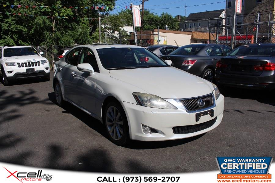 Used Lexus IS 250 AWD 4dr Sport Sdn Auto AWD 2010   Xcell Motors LLC. Paterson, New Jersey
