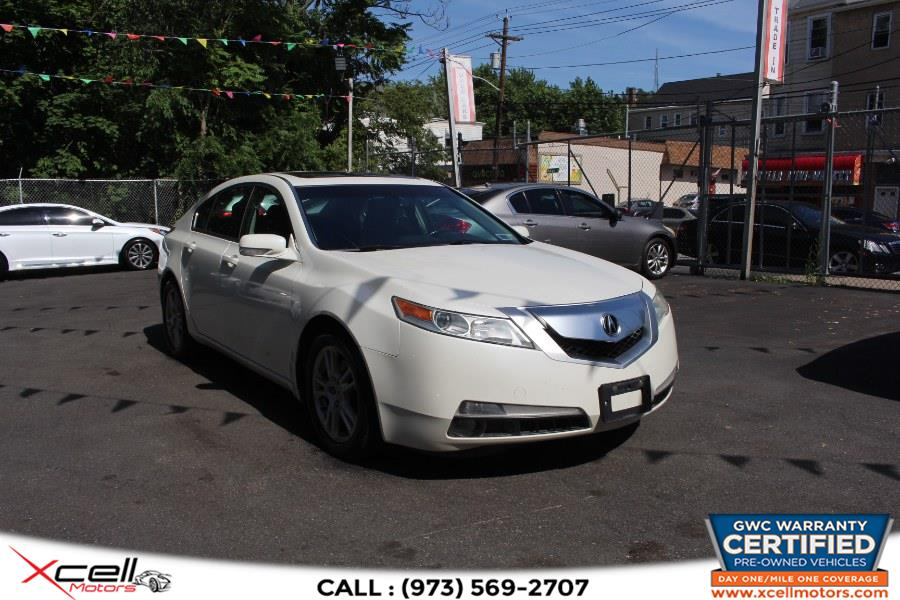 Used Acura TL 4dr Sdn 2WD 2010   Xcell Motors LLC. Paterson, New Jersey