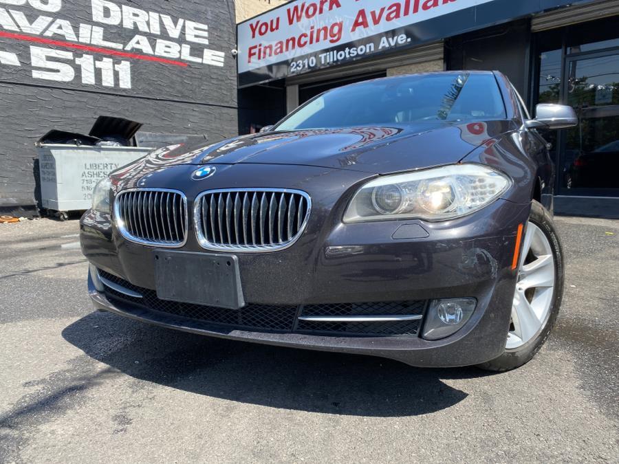 Used 2013 BMW 5 Series in Bronx, New York | Champion Auto Sales Of The Bronx. Bronx, New York