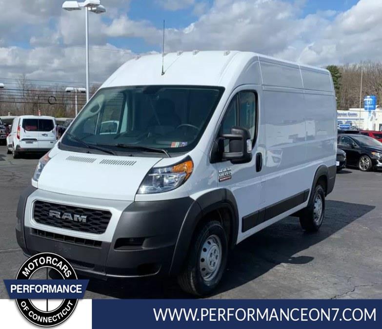 Used 2020 Ram ProMaster Cargo Van in Wilton, Connecticut | Performance Motor Cars Of Connecticut LLC  . Wilton, Connecticut