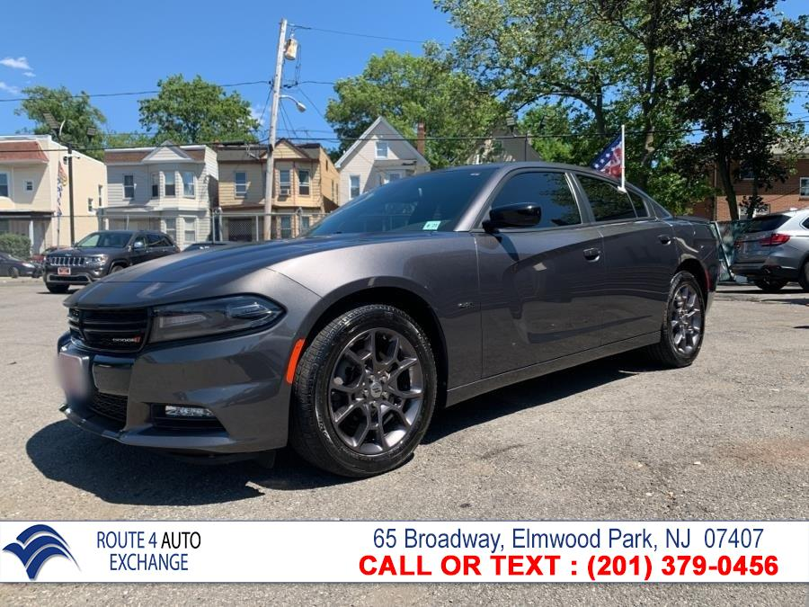 Used Dodge Charger GT AWD 2018 | Route 4 Auto Exchange. Elmwood Park, New Jersey