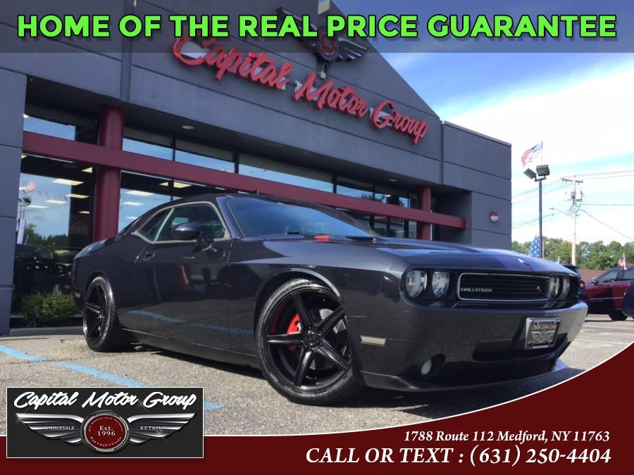 Used Dodge Challenger 2dr Cpe R/T 2009   Capital Motor Group Inc. Medford, New York