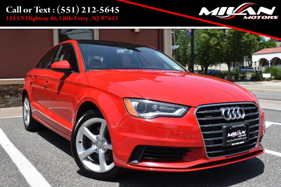 Used Audi A3 4dr Sdn quattro 2.0T Premium 2016 | Milan Motors. Little Ferry , New Jersey