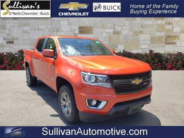 Used Chevrolet Colorado Z71 2016   Sullivan Automotive Group. Avon, Connecticut
