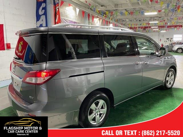 Used Nissan Quest 4dr SV 2015 | FlagShip Automotive 1970  LLC. Paterson, New Jersey