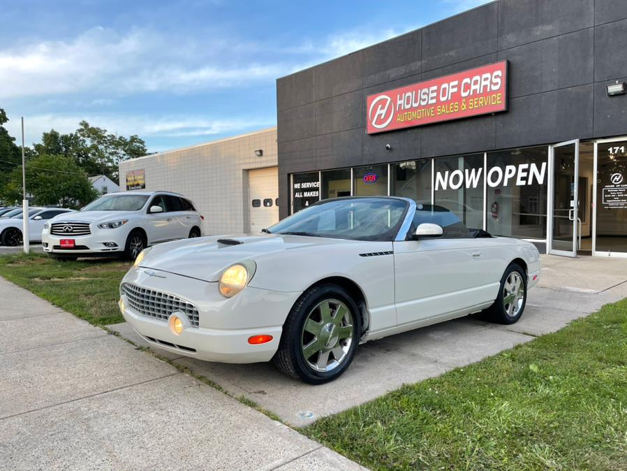 Used 2002 Ford Thunderbird in Meriden, Connecticut | House of Cars CT. Meriden, Connecticut