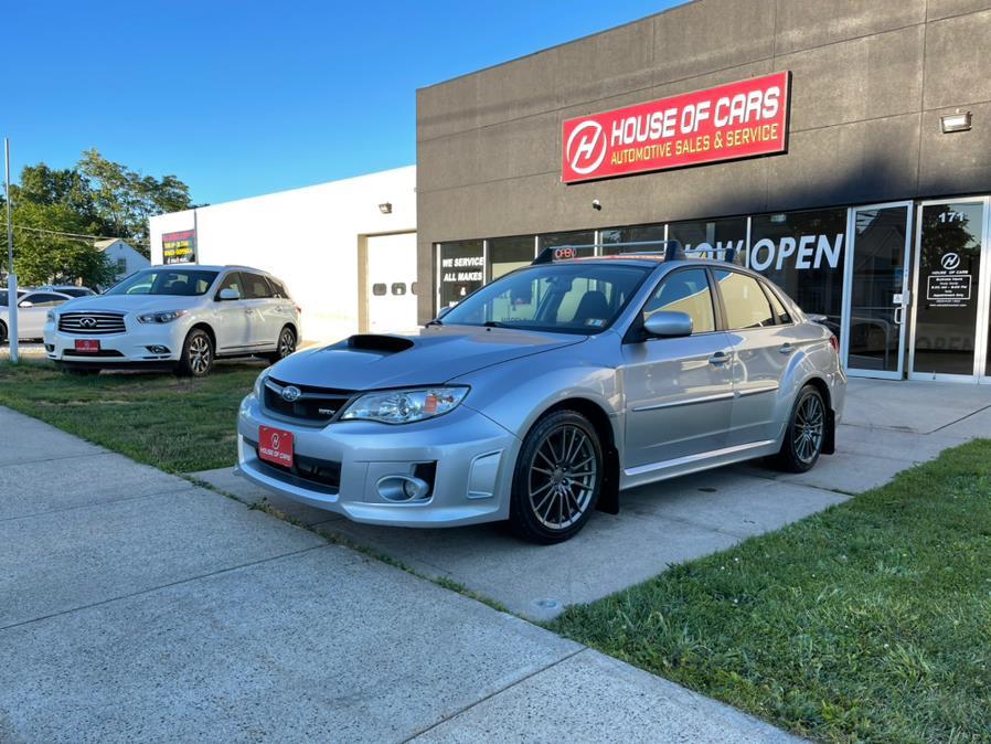 Used 2013 Subaru Impreza Sedan WRX in Meriden, Connecticut | House of Cars CT. Meriden, Connecticut
