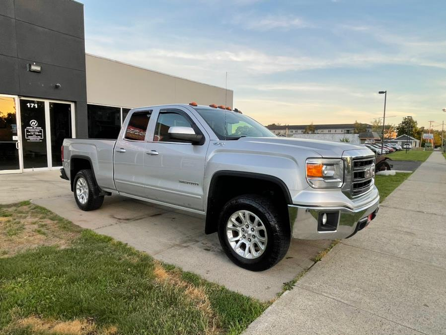"""Used GMC Sierra 1500 4WD Double Cab 143.5"""" SLE 2014 