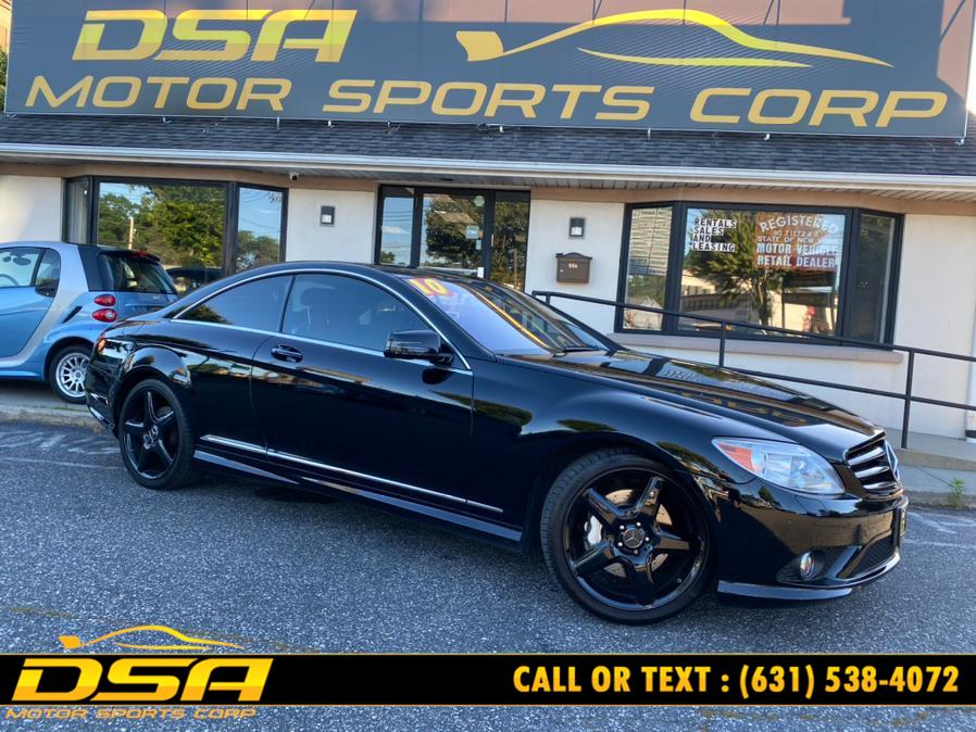 Used 2010 Mercedes-Benz CL-Class in Commack, New York | DSA Motor Sports Corp. Commack, New York