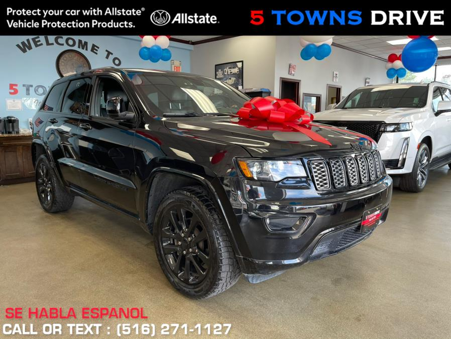 Used Jeep Grand Cherokee Altitude 4x4 *Ltd Avail* 2018   5 Towns Drive. Inwood, New York
