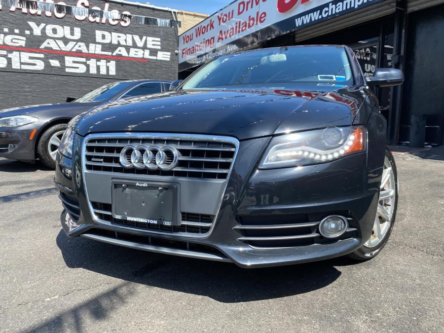Used 2012 Audi A4 in Bronx, New York | Champion Auto Sales. Bronx, New York