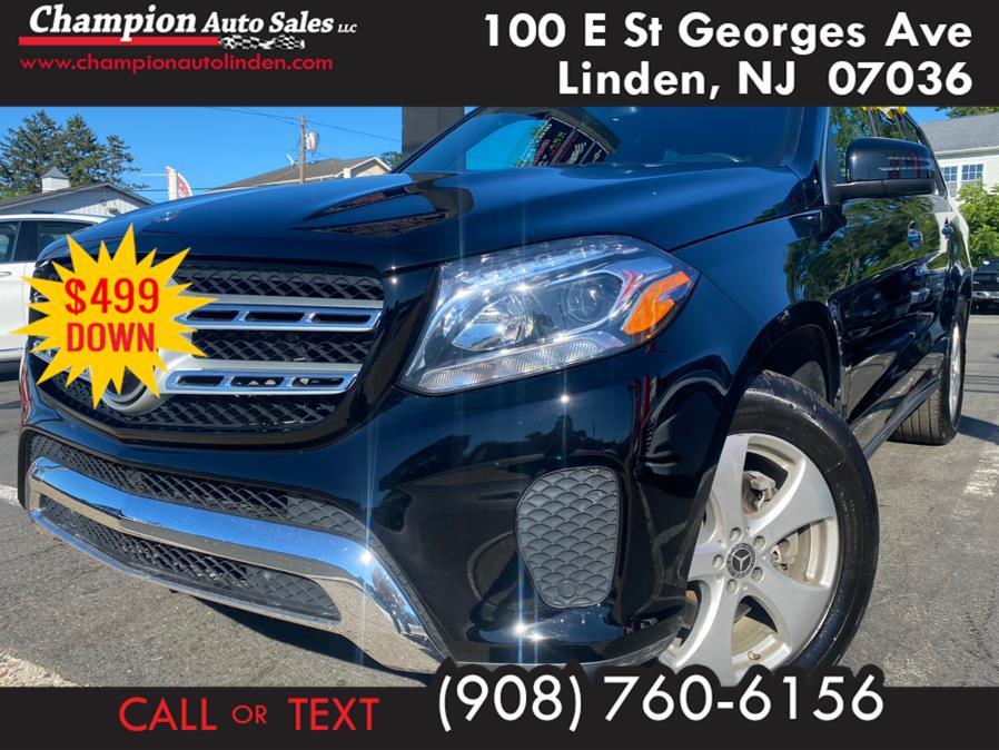 Used 2017 Mercedes-Benz GLS in Linden, New Jersey | Champion Auto Sales. Linden, New Jersey