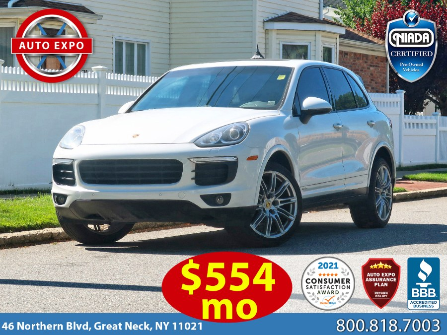 Used 2018 Porsche Cayenne in Great Neck, New York | Auto Expo Ent Inc.. Great Neck, New York