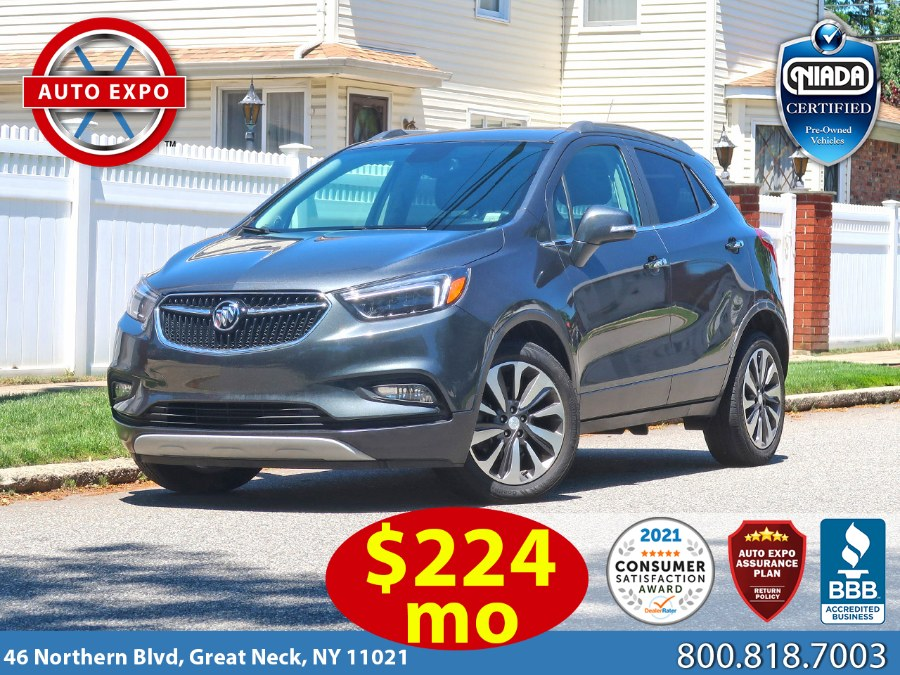 Used 2018 Buick Encore in Great Neck, New York | Auto Expo Ent Inc.. Great Neck, New York