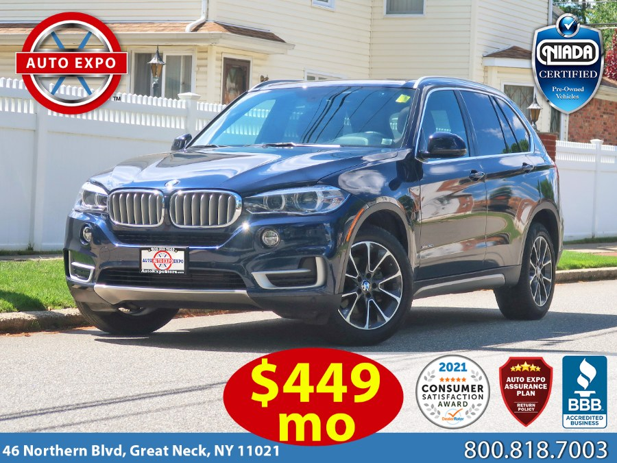 Used BMW X5 xDrive35i 2018   Auto Expo Ent Inc.. Great Neck, New York