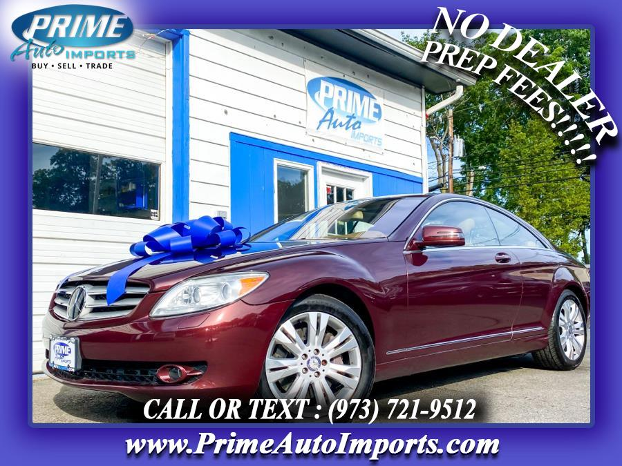 Used 2010 Mercedes-Benz CL-Class in Bloomingdale, New Jersey | Prime Auto Imports. Bloomingdale, New Jersey