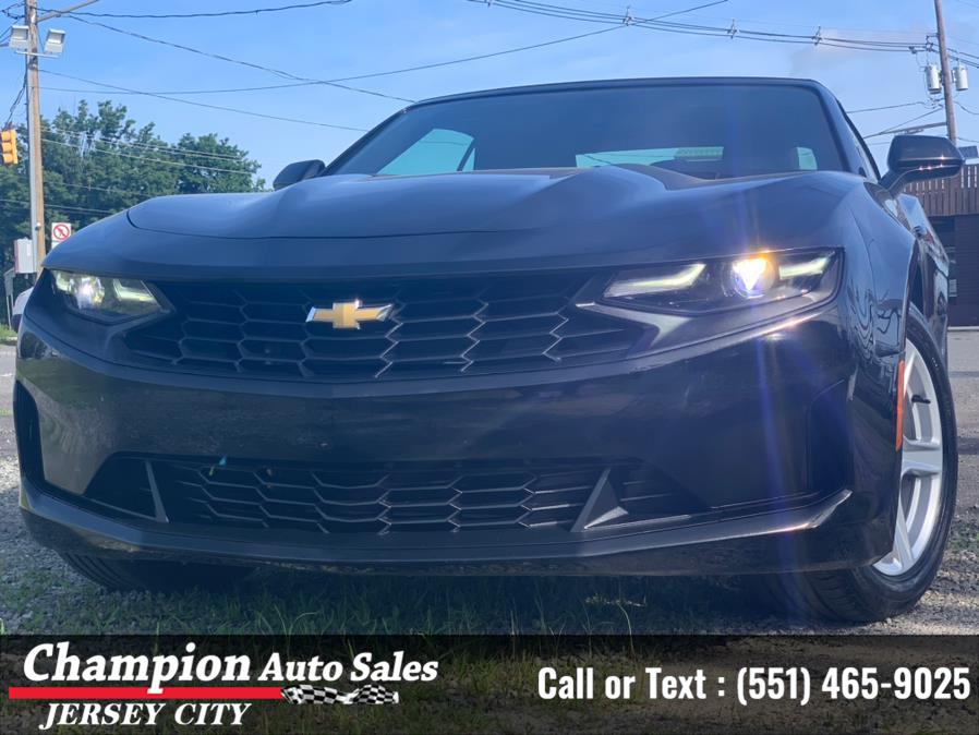 Used Chevrolet Camaro 2dr Conv 1LT 2020 | Champion Auto Sales of JC. Jersey City, New Jersey