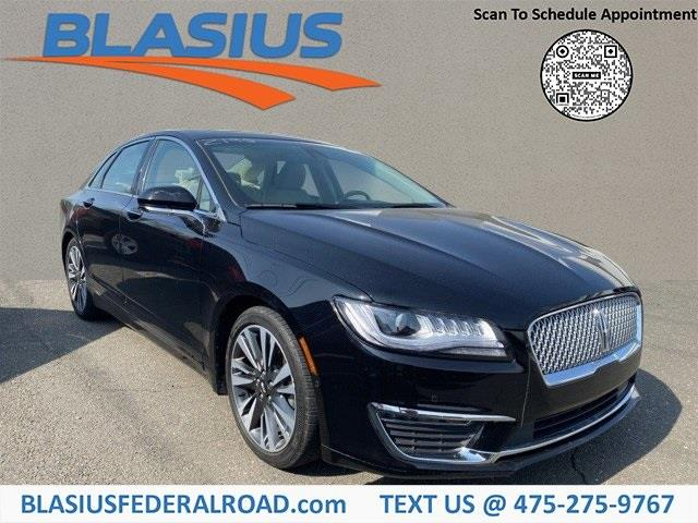 Used Lincoln Mkz Hybrid Reserve 2020 | Blasius Federal Road. Brookfield, Connecticut