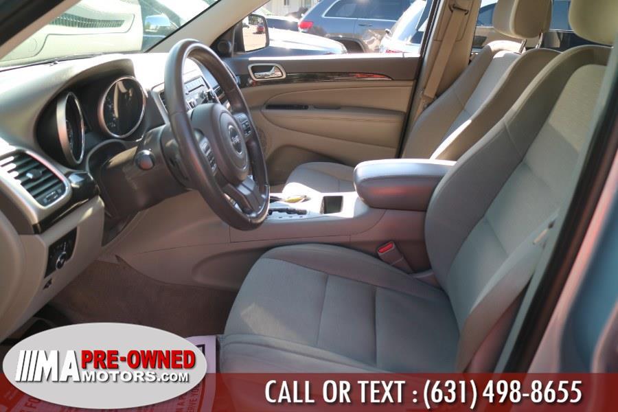 Used Jeep Grand Cherokee 4WD 4dr Laredo 2012 | M & A Motors. Huntington, New York