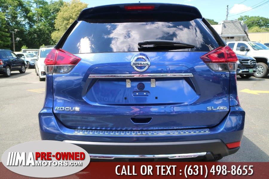 Used Nissan Rogue AWD LS AWD SL 2018 | M & A Motors. Huntington, New York