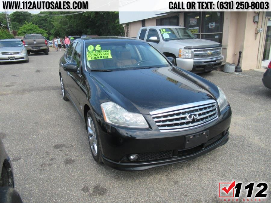 Used Infiniti M35 4dr Sdn AWD 2006   112 Auto Sales. Patchogue, New York