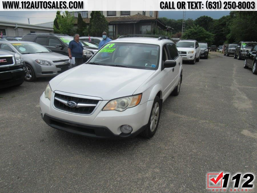 Used Subaru Outback 4dr H4 Auto 2.5i PZEV 2008 | 112 Auto Sales. Patchogue, New York