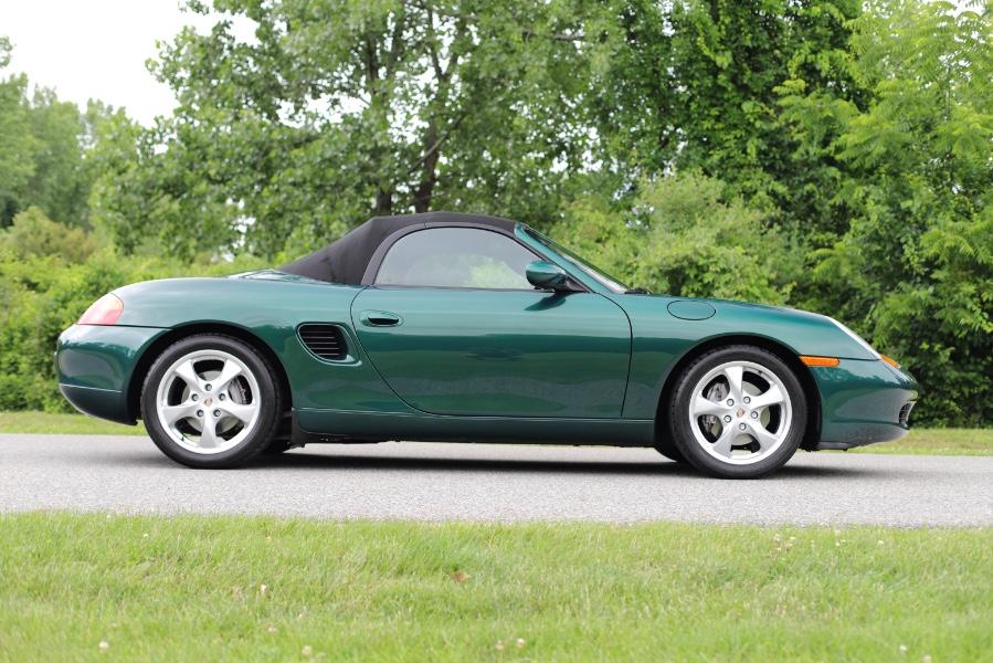 Used Porsche Boxster 2dr Roadster 5-Spd Manual 2002   Meccanic Shop North Inc. North Salem, New York