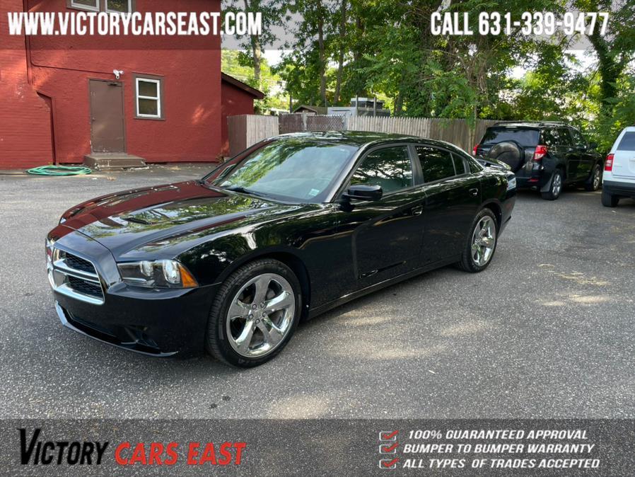 Used Dodge Charger 4dr Sdn SXT RWD 2014   Victory Cars East LLC. Huntington, New York