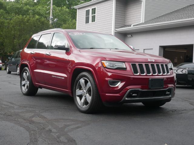 Used Jeep Grand Cherokee Overland 2014 | Canton Auto Exchange. Canton, Connecticut