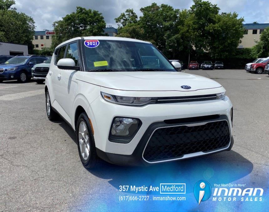 Used Kia Soul S IVT 2021 | Inman Motors Sales. Medford, Massachusetts