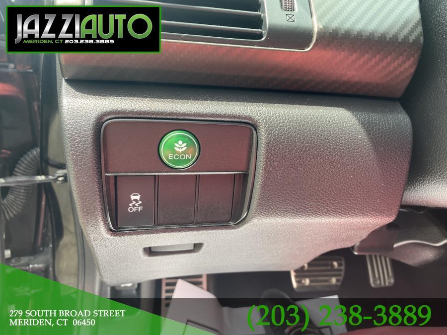 Used Honda Accord Sedan Sport CVT 2017   Jazzi Auto Sales LLC. Meriden, Connecticut