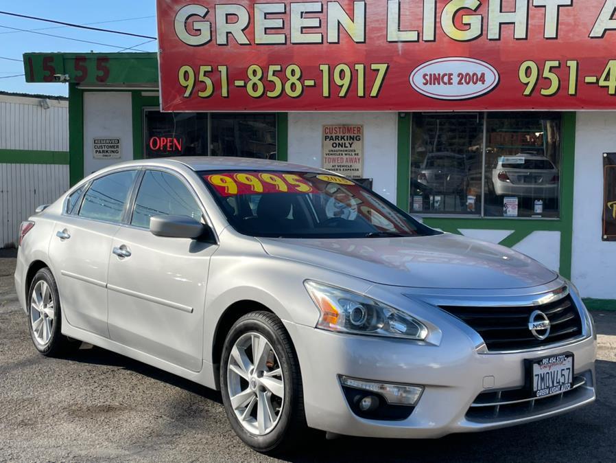 Used 2015 Nissan Altima in Corona, California | Green Light Auto. Corona, California