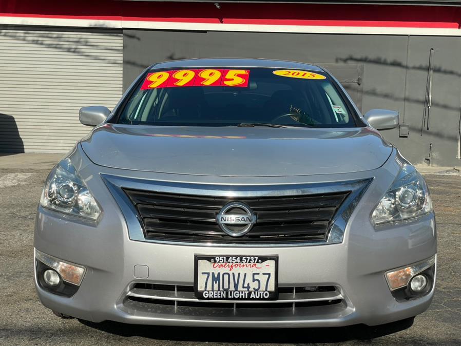 Used Nissan Altima 4dr Sdn I4 2.5 S 2015 | Green Light Auto. Corona, California