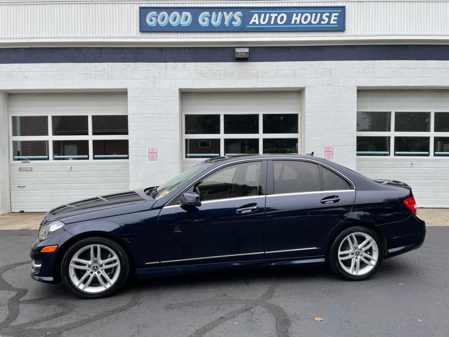 Used 2014 Mercedes-Benz C-Class in Southington, Connecticut | Good Guys Auto House. Southington, Connecticut