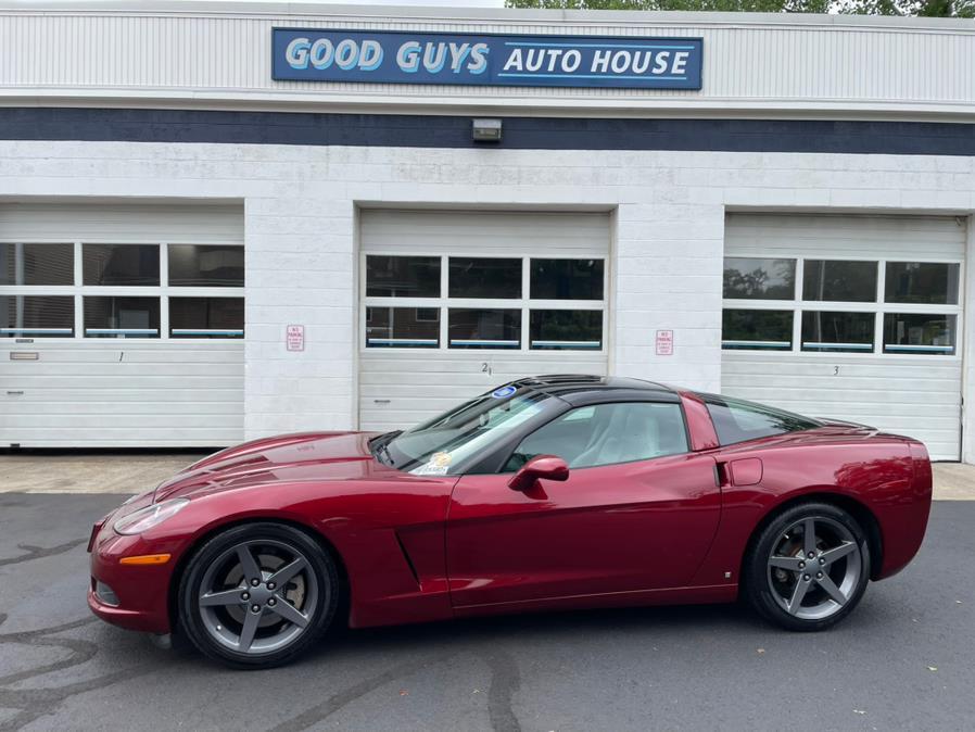 Used 2006 Chevrolet Corvette in Southington, Connecticut | Good Guys Auto House. Southington, Connecticut