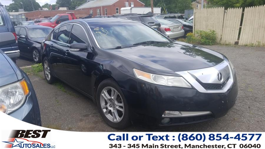 Used Acura TL 4dr Sdn 2WD 2010 | Best Auto Sales LLC. Manchester, Connecticut