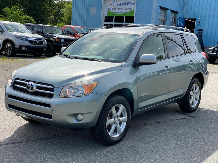 Used 2007 Toyota RAV4 in Ashland , Massachusetts | New Beginning Auto Service Inc . Ashland , Massachusetts