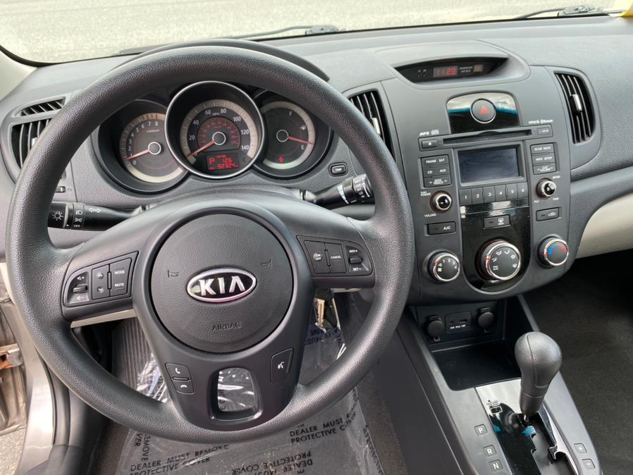 Used Kia Forte 4dr Sdn Auto EX 2010 | New Beginning Auto Service Inc . Ashland , Massachusetts