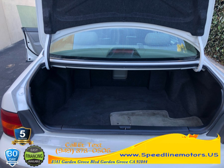 Used Lexus ES 300 Luxury Sport Sdn 4dr Sdn 1998 | Speedline Motors. Garden Grove, California