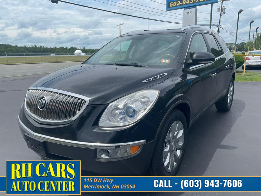 Used 2010 Buick Enclave in Merrimack, New Hampshire | RH Cars LLC. Merrimack, New Hampshire
