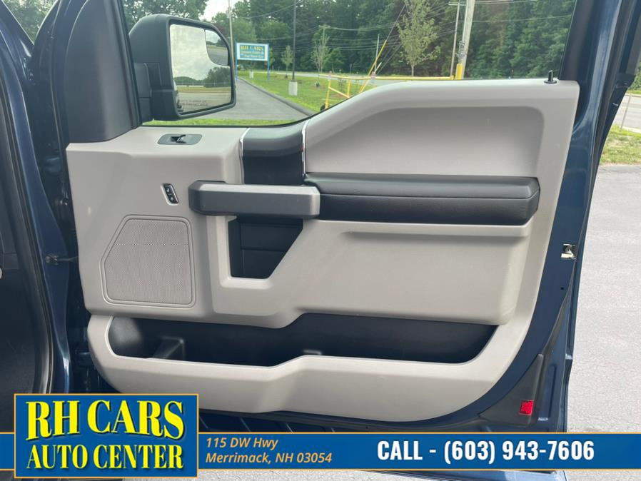 Used Ford F-150 SuperCab XLT 4WD 2015   RH Cars LLC. Merrimack, New Hampshire