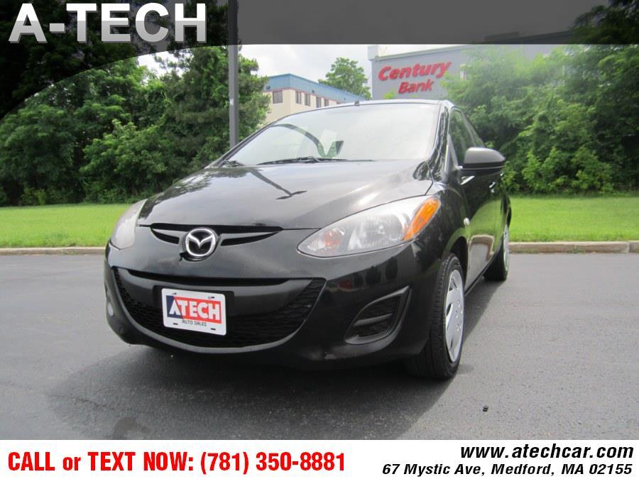 Used 2012 Mazda Mazda2 in Medford, Massachusetts | A-Tech. Medford, Massachusetts