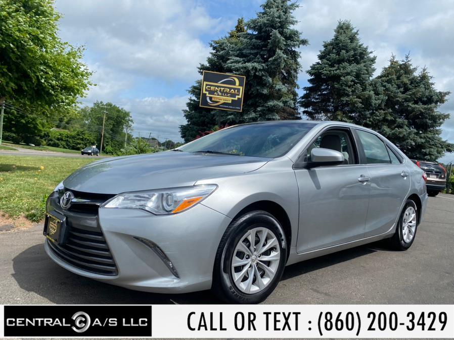 Used Toyota Camry XLE Automatic (Natl) 2017 | Central A/S LLC. East Windsor, Connecticut