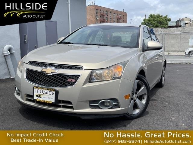 Used Chevrolet Cruze 2LT 2011   Hillside Auto Outlet. Jamaica, New York