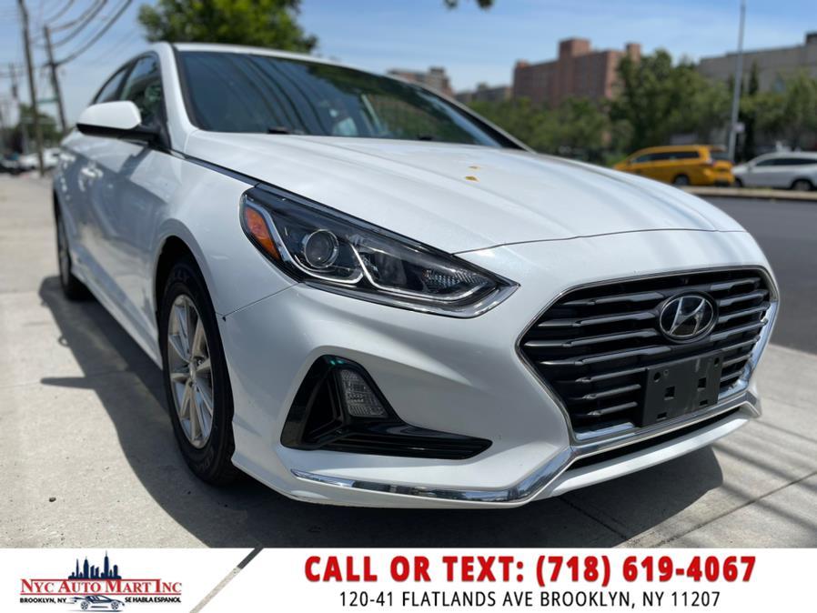 Used Hyundai Sonata SE 2.4L SULEV 2018 | NYC Automart Inc. Brooklyn, New York
