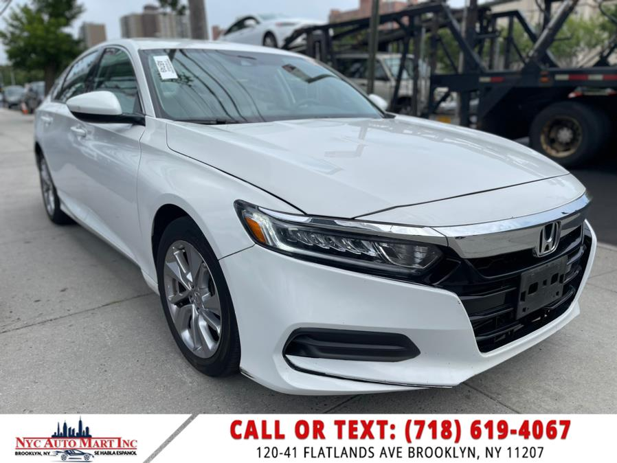 Used Honda Accord Sedan LX 1.5T CVT 2018 | NYC Automart Inc. Brooklyn, New York