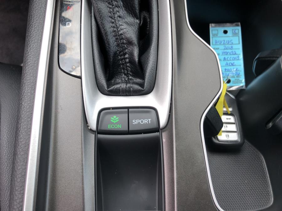 Used Honda Accord Sedan Sport 1.5T CVT 2018 | Champion Auto Sales Of The Bronx. Bronx, New York