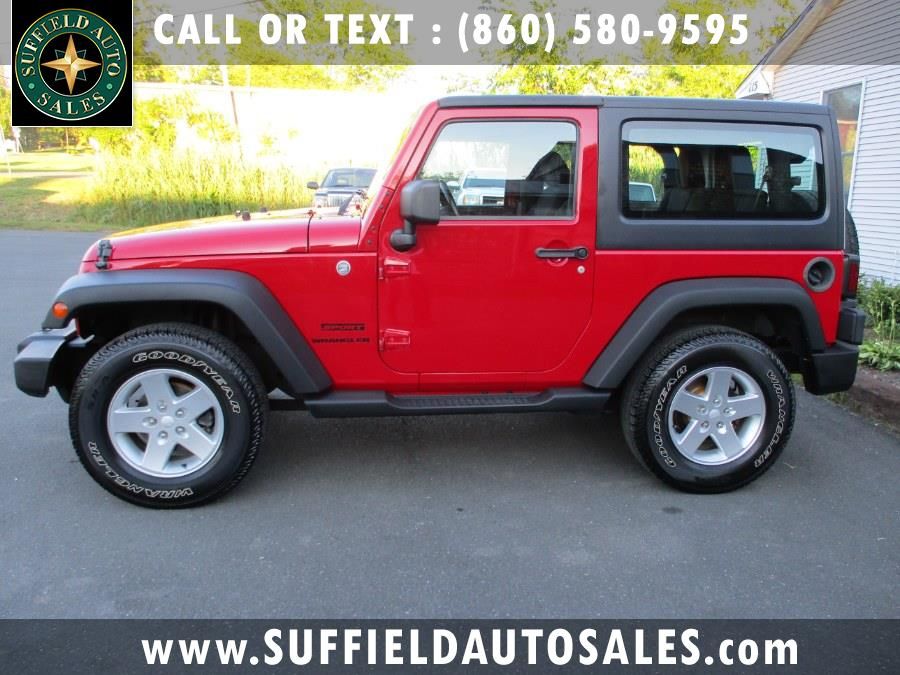 Used 2013 Jeep Wrangler in Suffield, Connecticut | Suffield Auto Sales. Suffield, Connecticut